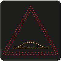 Panneau lumineux dynamique à leds A2b