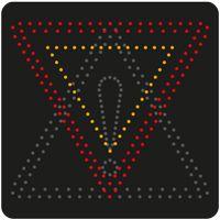 Panneau lumineux dynamique à leds AB3a et A14
