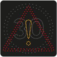 Panneau lumineux dynamique à leds B14 et A14
