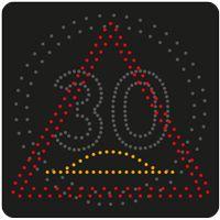 Panneau lumineux dynamique à leds B14 et A2b