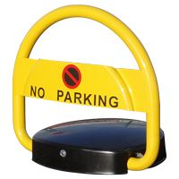 Barrière de parking automatique