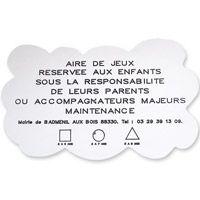 Panneau d'information nuage