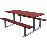 Table de pique-nique Riga en bois