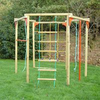 Structure d'escalade pour enfants Boundao