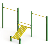 Street Workout Body Barres basique 4