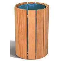 Corbeille Cologne en bois 35 ou 60 litres