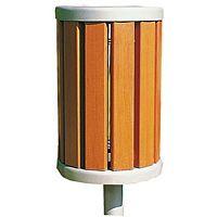 Corbeille Barcelone en bois 60 litres