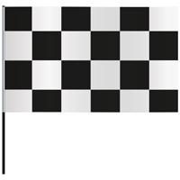 Drapeau de sport automobile fin de course