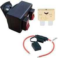 Kit de câblage triangle + feu tournant LED