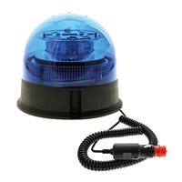Gyrophare à leds bleu magnétique