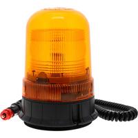 Feu à éclats xénon orange magnétique