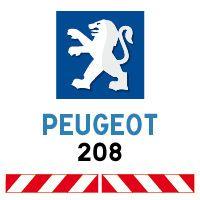 Kit adhésif pour Peugeot 208
