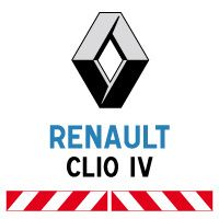 Kit adhésif pour Renault Clio IV