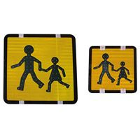 Kit panneaux transport d'enfants