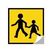 Panneau avant transport d'enfants