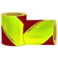 Kit rouleaux pompier rouge et jaune classe B