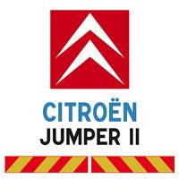 Kit adhésif pompier pour Citroën Jumper II