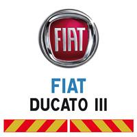 Kit adhésif pompier pour Fiat Ducato III