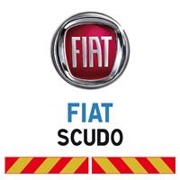 Kit adhésif pompier pour Fiat Scudo