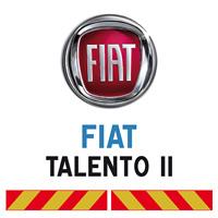 Kit adhésif pompier pour Fiat Talento II