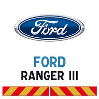 Kit adhésif pompier pour Ford Ranger III