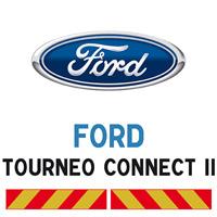 Kit adhésif pompier pour Ford Tourneo Connect II