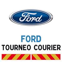 Kit adhésif pompier pour Ford Tourneo Courier