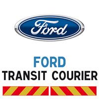 Kit adhésif pompier pour Ford Transit Courier