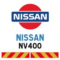 Kit adhésif pompier pour Nissan NV400
