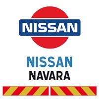 Kit adhésif pompier pour Nissan Navara