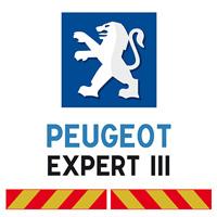 Kit adhésif pompier pour Peugeot Expert III