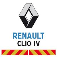 Kit adhésif pompier pour Renault Clio IV