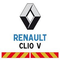Kit adhésif pompier pour Renault Clio V