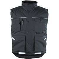 Gilet multipoches 100% polyester