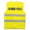 Gilet fluo Guide-File