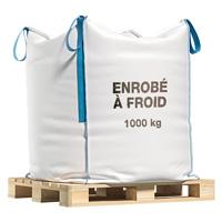 Enrobé à froid en big bag 1 tonne