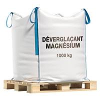 Déverglaçant magnésium en big bag 1 tonne