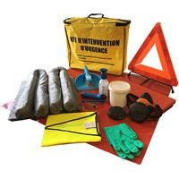 Kit absorbant antipollution ADR